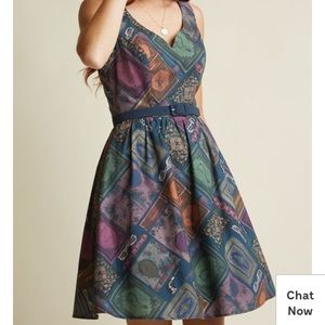 Modcloth book dress